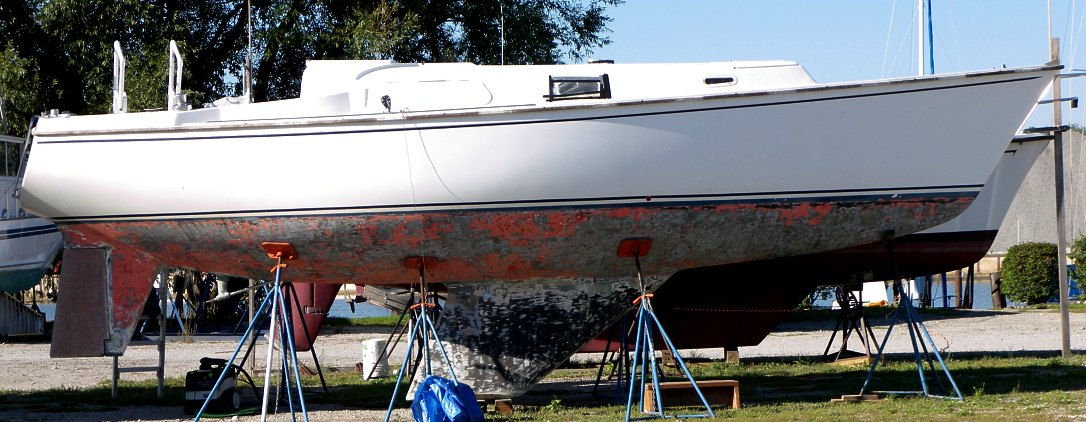 Berth Rebuild Back to Projects